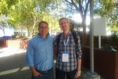 Googleplex  - Matt Cutts